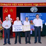 Cao su Quảng Trị - đơn vị đầu tiên hoàn thành KH sản lượng 2015