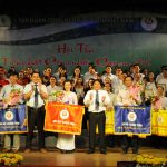 Công ty mẹ Tập đoàn xuất sắc giành giải nhất Tiếng hát CN cao su Khu vực IV