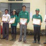 Cao su Bình Thuận thưởng 108 triệu đồng thi đua nước rút tháng 10