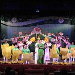 Những tiết mục công diễn Hội thi Tiếng hát CN Cao su KV IV