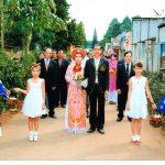 Xôn xao mùa cưới