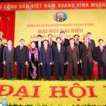 Đồng chí Trần Ngọc Thuận được bầu vào BCH, BTV Đảng ủy Khối DNTW