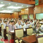 Không tổ chức Hội nghị Đại biểu người lao động cấp Tập đoàn 2016