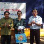 Chủ tịch Công đoàn CSVN thăm, động viên công nhân Cao su Bình Thuận