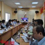 Công đoàn CSVN giao ban trực tuyến tại 7 điểm cầu