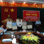 Phối hợp chặt chẽ giữa Bộ Chỉ huy quân sự Gia Lai và 4 công ty cao su