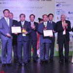 Giải thưởng GRC Wickham 2015: Tôn vinh ông Lê Mậu Túy và Nguyễn Thành Được