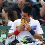 Bí quyết trở thành siêu nhân của Novak Djokovic