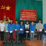 500 phần quà hỗ trợ thanh niên công nhân cao su dịp Tết
