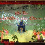 Tiếng hát CN Cao su 2015: Phong phú đời sống tinh thần người lao động