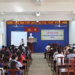 Trường Cao đẳng CN Cao su tổ chức Huấn luyện an toàn lao động