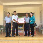 Thủy điện VRG Bảo Lộc hỗ trợ xây nhà tình thương