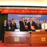 VRG muốn hợp tác phát triển kinh tế với TP HCM