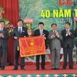 Phát huy truyền thống 40 năm Cao su Bình Long