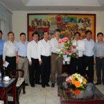 Tỉnh ủy Kon Tum, Gia Lai đồng hành cùng các công ty cao su VRG