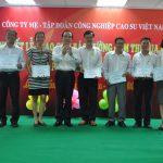 Cơ quan Công đoàn Cao su VN đoạt giải nhất Hội thi báo tường Xuân 2016