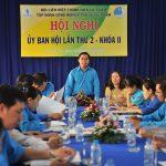 Anh Thái Bảo Tri - Bí thư Đoàn TN VRG được bầu vào BCH TW Đoàn khóa X