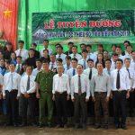 Cao su Đồng Phú tuyên dương 54 công nhân đồng bào dân tộc
