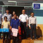 Cao su Mang Yang trao 7 nhà Mái ấm Công đoàn