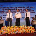 3 Đoàn viên Thanh niên nhận giải thưởng Festival sáng tạo trẻ 2015