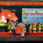 Cao su Đồng Nai quyết tâm thực hiện đạt và vượt chỉ tiêu 2016