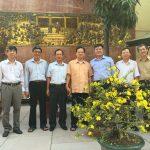 Thủ tướng Nguyễn Tấn Dũng chúc mừng năm mới ngành cao su