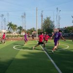ĐTN Cao su Bình Thuận tổ chức giải bóng đá mini