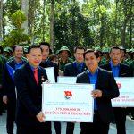 Đoàn khối Doanh nghiệp Trung ương phát động Tết trồng cây