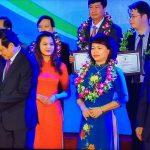 Cao su Bình Long nhận giải Doanh nghiệp thực hiện tốt an sinh xã hội