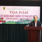 Cao su Quảng Trị: Nhiều phong trào hướng đến CNLĐ nữ
