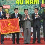 Cao su vẫn là cây công nghiệp có giá trị lớn của Bình Phước