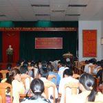 Tập huấn nghiệp vụ 205 cán bộ công đoàn cơ sở Cao su Mang Yang