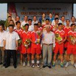Nông trường Thống Nhất vô địch giải bóng chuyền Cao su Chư Prông