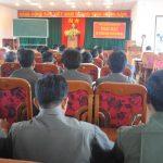 Cao su Chư Păh tập huấn 58 bảo vệ chuyên trách