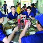 Nâng cao vai trò của Công đoàn đảm bảo bữa ăn giữa ca