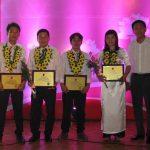 """4 đại biểu VRG được tuyên dương """"Người thợ trẻ giỏi"""" toàn quốc"""