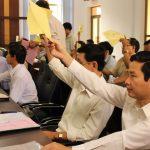 Cao su Hòa Bình: Nhiều giải pháp quyết vượt kế hoạch
