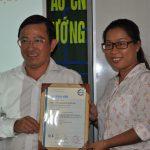 Cao su Phước Hòa nhận ISO 50001:2011