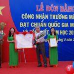 Trường mầm non Cao su Chư Sê được công nhận chuẩn Quốc gia