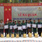Hướng về người lao động cao su Hà Tĩnh