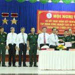 VRG và Quân đoàn 4: Nâng mối quan hệ lên tầm cao mới
