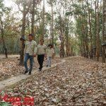 Kon Tum:Tập huấn nghiệp vụ bảo vệ nông trường cao su