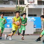 Geru Star tài trợ trên 500 quả bóng rổ cho Hội khỏe Phù Đổng