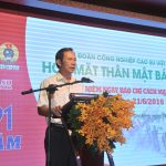 TGĐ Trần Ngọc Thuận chúc mừng Ngày Báo chí Cách mạng VN