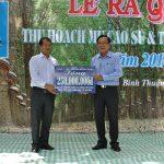 Cao su Bình Thuận hỗ trợ 250 triệu đồng phát triển kinh tế gia đình