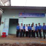 Đoàn Thanh niên Cao su Đồng Nai tặng Nhà nhân ái