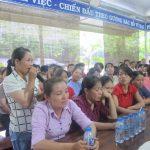 Cao su Phước Hòa đối thoại định kỳ với người lao động