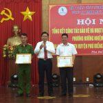 Tỷ lệ mủ tận thu Cao su Phú Riềng đạt 25%
