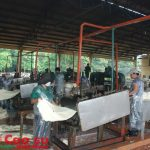 Nâng cấp hệ thống xử lý nước thải 2 nhà máy Cao su Kon Tum
