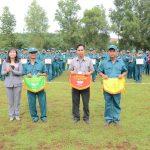 Cao su Lộc Ninh nhất toàn đoàn Hội thao huyện